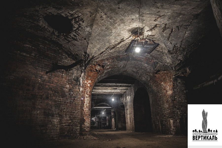 The Basements of Solyanka